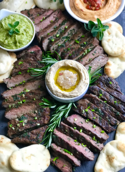 How To Grill Ny Strip Steak With Herbs
