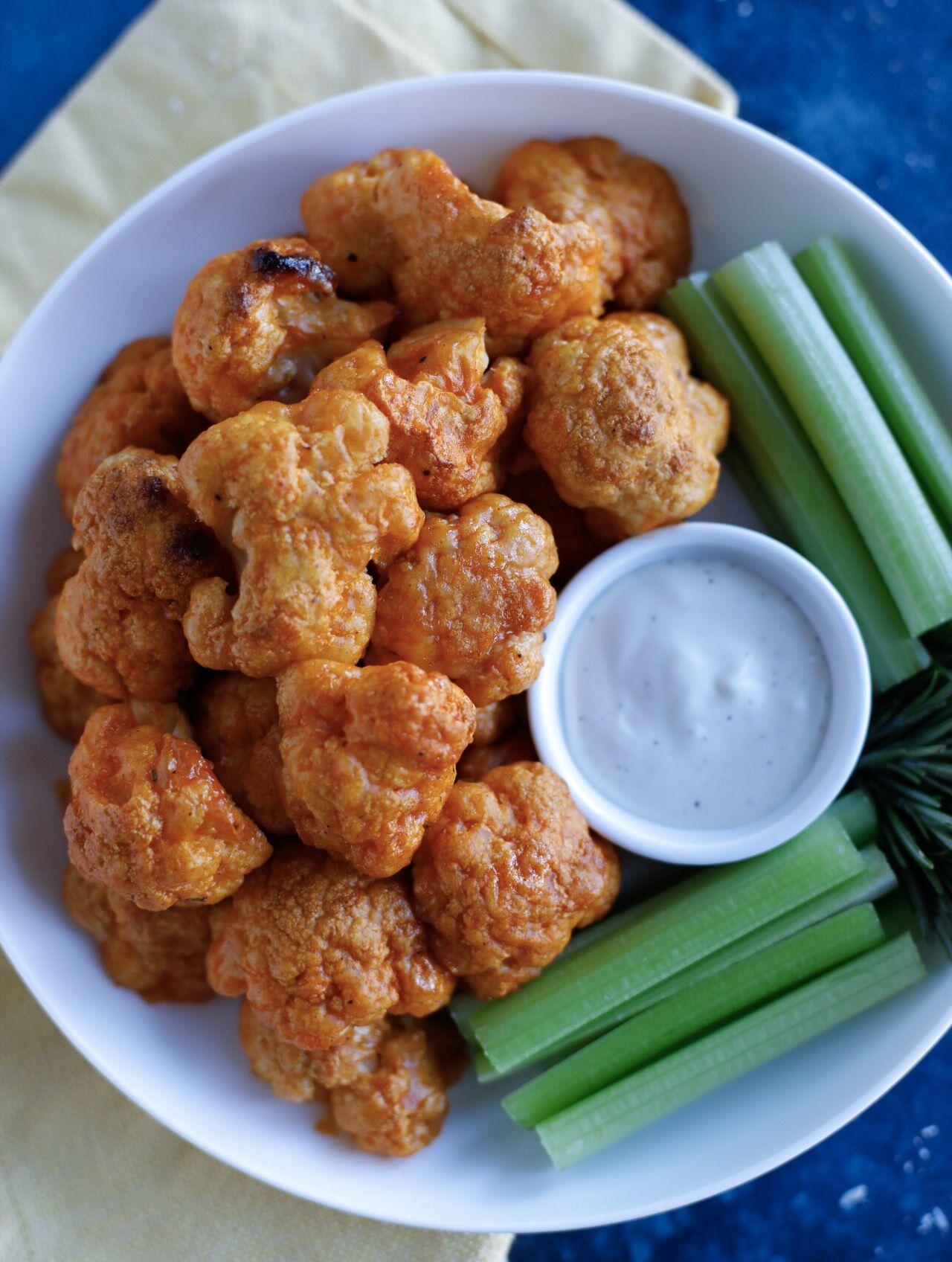 Things To Pair The Cauliflower Wings