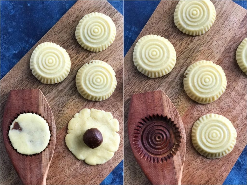Date Cookies (معمول بالتمر)