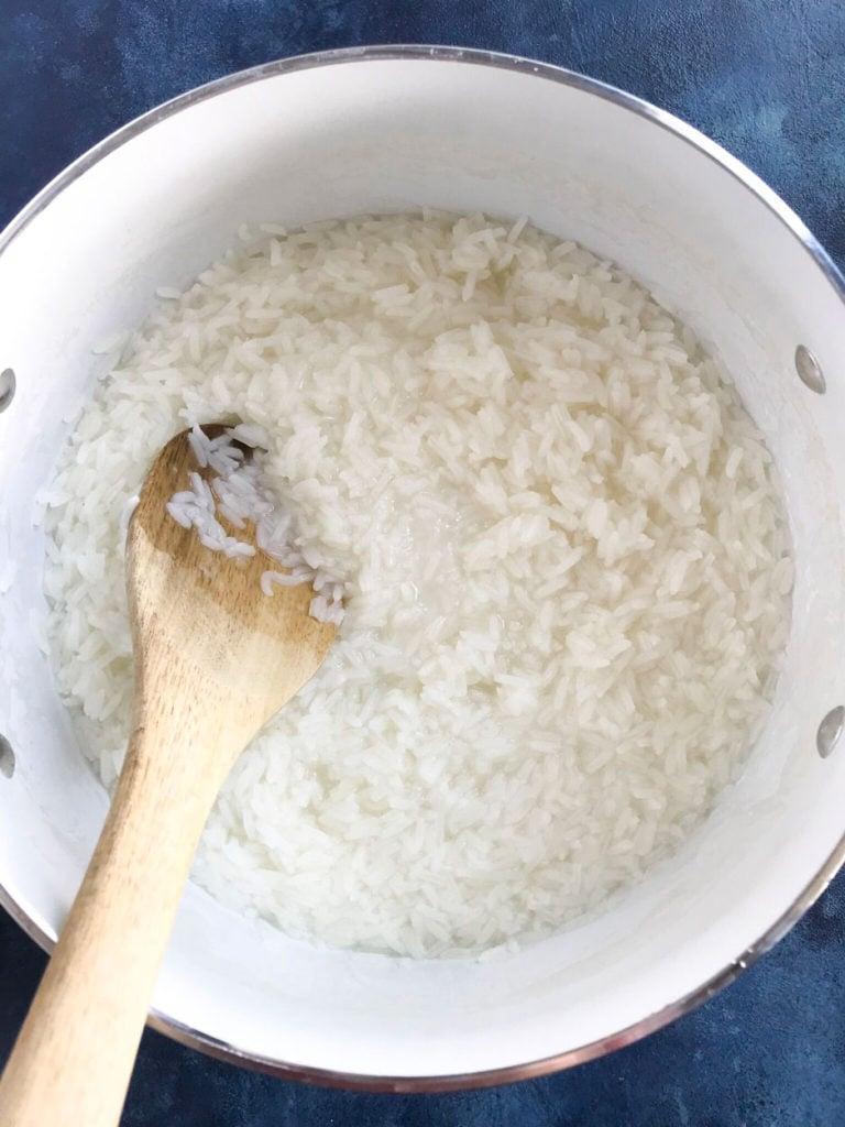 Lebanese Rice Pudding