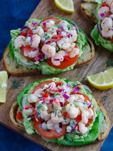 Shrimp Salad recipe