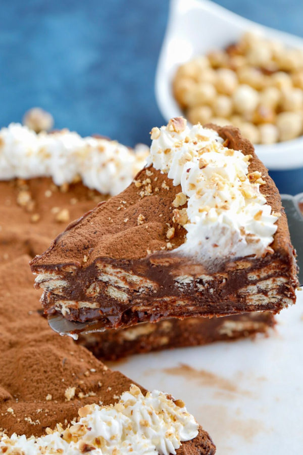 Chocolate Lazy Cake