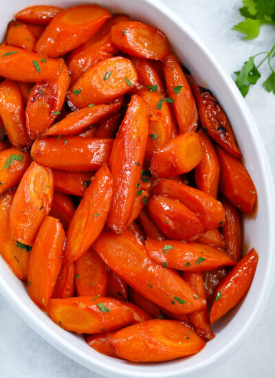 Brown Sugar Glazed Carrots Favorite Side Dishes