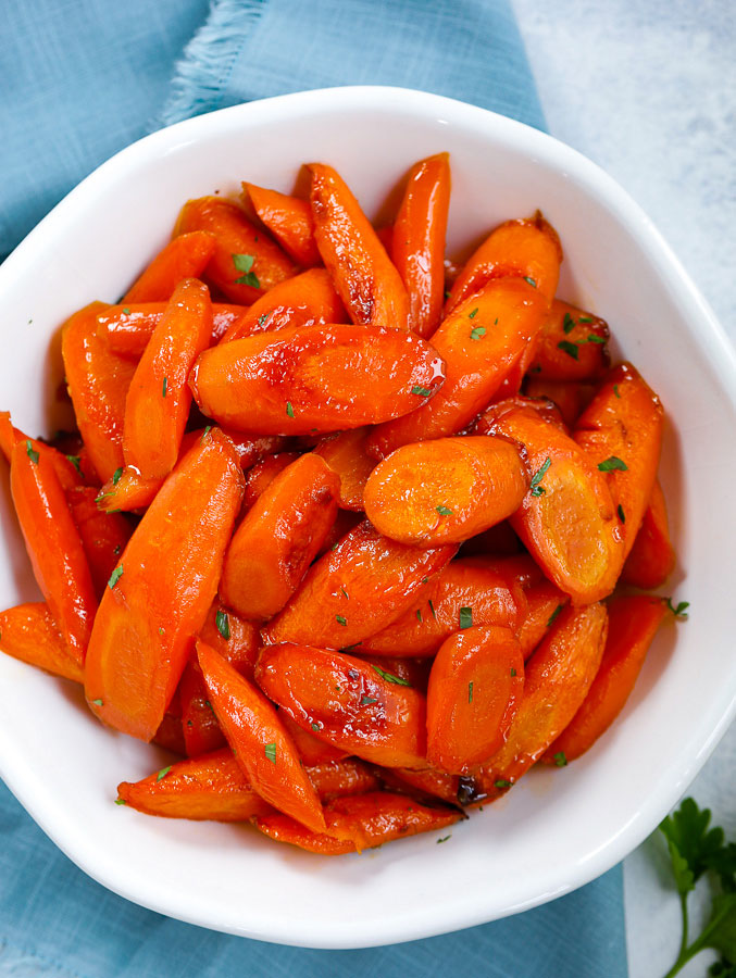 grilled carrot recipe