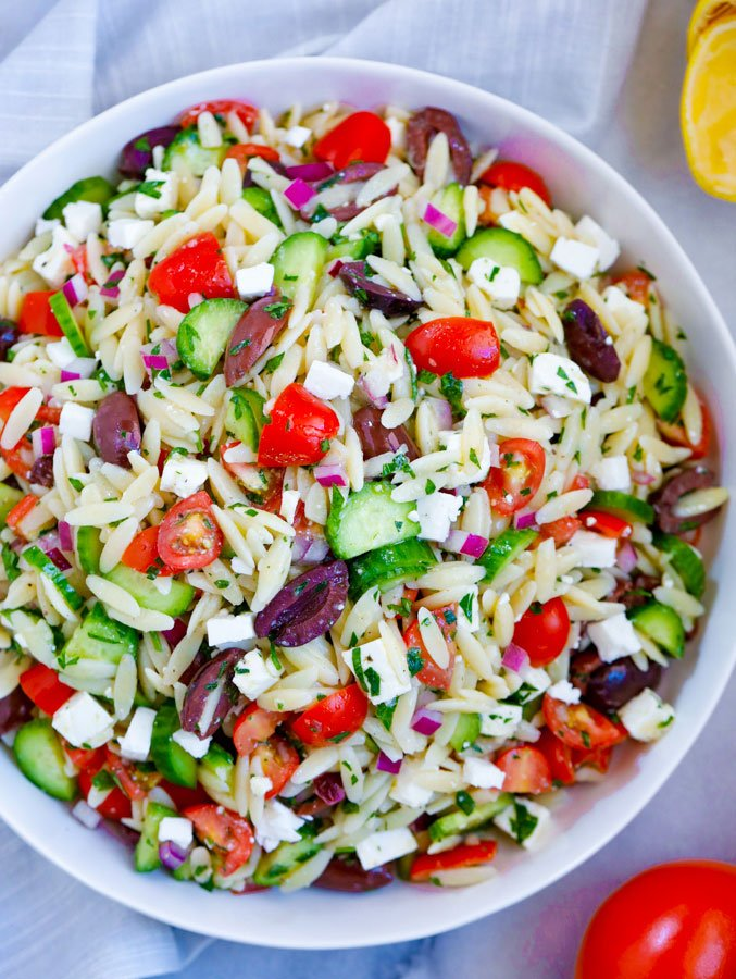griechischer Gerstensalat
