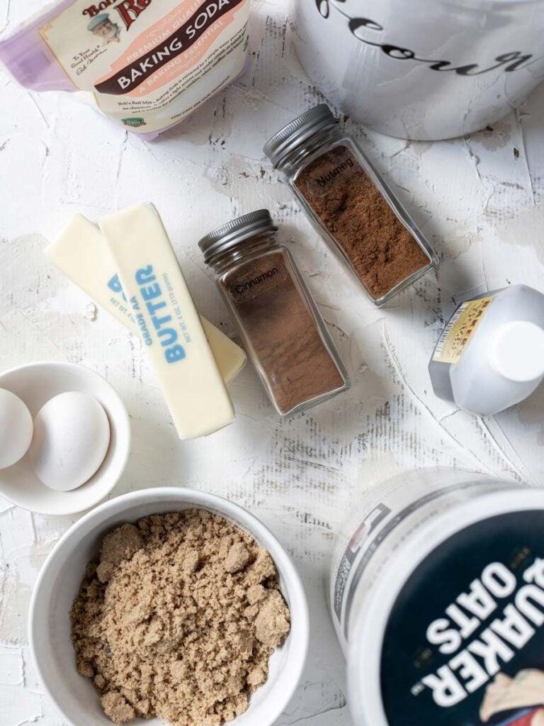 ingredients cookie ice cream sandwich