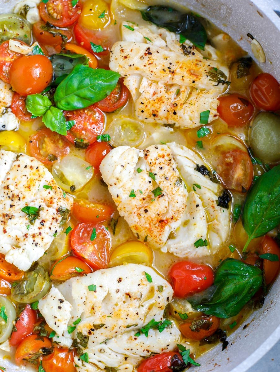 Healthy Oven Baked Cod Cookin With Mima